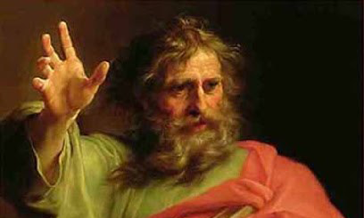 Saint Paul by Pompeo Batoni